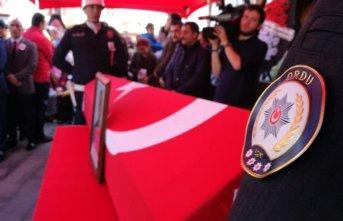 Giresun'da polisi şehit eden sürücünün yargılanmasına...