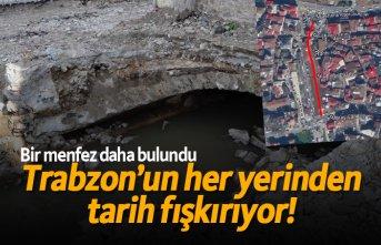 Trabzon'un her yerinden tarih fışkırıyor!