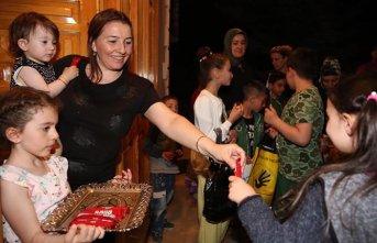 Asırlık gelenek Bayburt'ta sürüyor