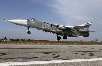 Suriye'deki Rus üssüne saldırı girişimi!