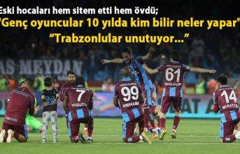 Trabzonspor'un eski hocasından genç oyuncu...