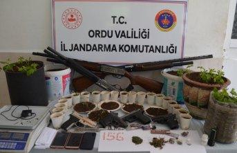 Uyuşturucu operasyonunda 7 tutuklu
