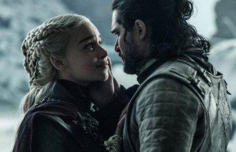 Game of Thrones finaline Twitter'da Jon Snow damga vurdu