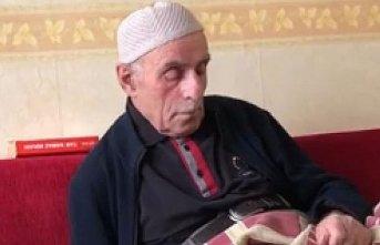 Trabzon'da yaşlı adamın acı sonu!