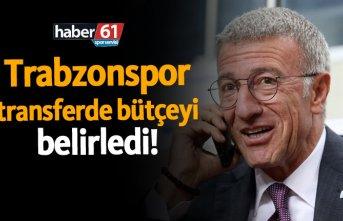 Başkan Ağaoğlu açıkladı! Trabzonspor transferde bütçeyi belirledi!