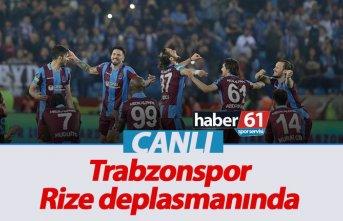 Çaykur Rizespor Trabzonspor Canlı