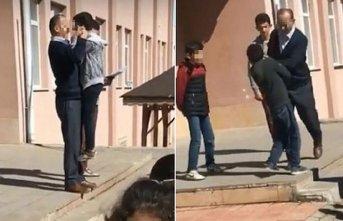Öğrencilere şiddet uygulayan müdür hakkında yeni gelişme!