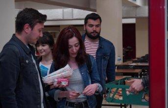 Trabzon'da final haftasında Büyükşehir'den öğrencilere jest