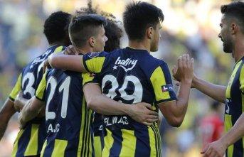 Antalyaspor Fenerbahçe'ye yenildi