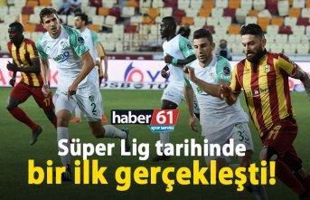 Bursaspor küme düştü Süper Lig tarihinde bir ilk gerçekleşti!