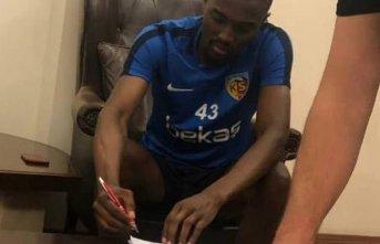 Kayserispor'dan ilk transfer