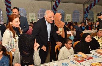 Trabzon'da ramazan gecelerine vatandaşlar akın etti
