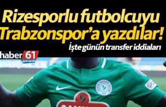 Trabzonspor transfer haberleri - 26.05.2019