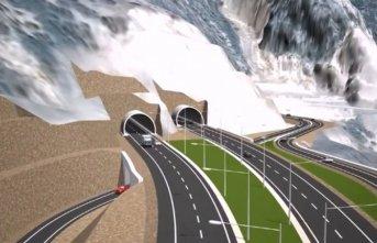 Bu tünel Karadeniz'i İç Anadolu'ya bağlayacak!