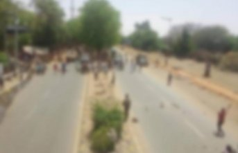 Ordu halka ateş açtı: 2 ölü