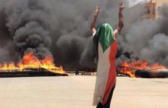 Sudan'da ölü sayısı 35