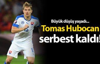 Tomas Hubocan serbest kaldı