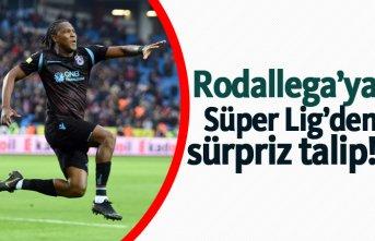 Rodallega'ya Süper Lig'den sürpriz talip!