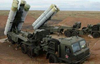 Rusya'dan S-400 açıklaması!