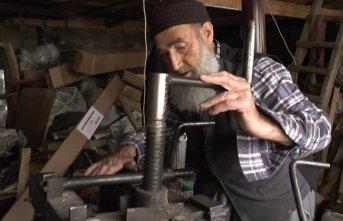 Türkiye'de o imalatı yapan tek kişi kaldı