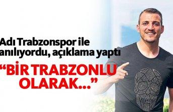 """Her oyuncu Trabzonspor'da oynamak ister"""