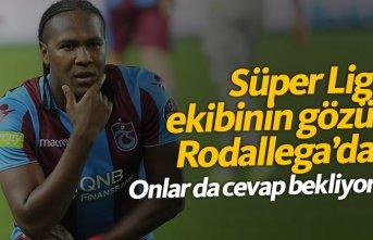 Süper Lig ekibinin gözü Rodallega'da