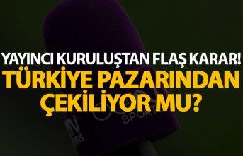 Yayıncı kuruluştan flaş karar! Türkiye pazarından...