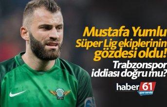 Mustafa Yumlu Süper Lig ekiplerinin gözdesi