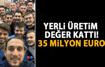 Trabzonspor fabrika gibi!