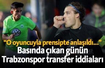 Trabzonspor transfer haberleri - 14.06.2019