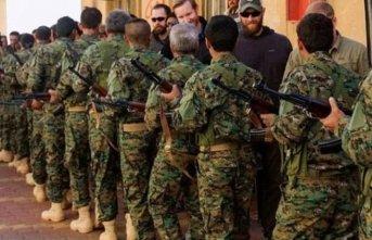 Suudi bakandan terör örgütü YPG/PKK'ya destek talebi!