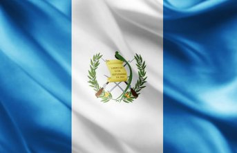 Guatemala'da halk sandık başında