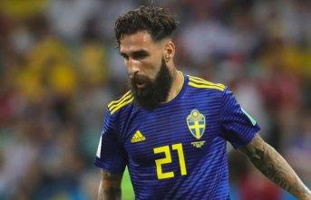 Jimmy Durmaz'ın Türkiye'ye transfer oluyor!