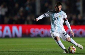Messi'ye şok! İlk maçta..