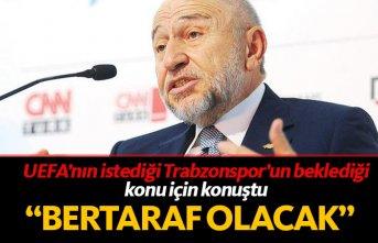 Nihat Özdemir'den flaş açıklamalar
