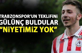 Sparta'dan Halil Dervişoğlu açıklaması: Ucuza bırakmaya niyetimiz yok!