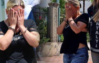 Antalya'da dolandırıcılar yakalandı!