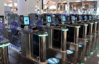 İstanbul Havalimanı'nda 18 saniye hazırlığı