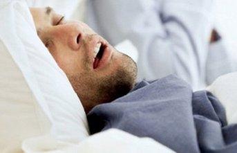 Uyku Apnesi Olanlar Dikkat!