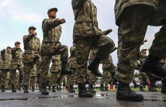 Askere Alma Kanun Teklifinde değişiklik