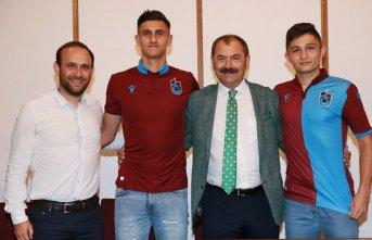 Trabzonspor'un yeni transferleri Atakan Gündüz ve Salih Kavrazlı kimdir?