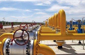 Türkiye doğalgaz ithalatında dünya altıncısı