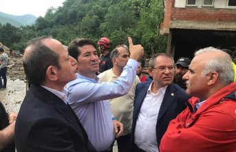 CHP Trabzon Milletvekili Ahmet Kaya'dan Araklı açıklaması: Devlet 3 ölümcül hata yapmıştır