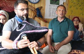 Rize'nin az bilinen doğa harikası Avusor Yaylası