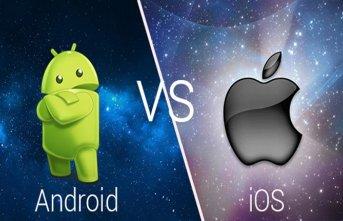 İOS Geliştiricileri Androidcilerden daha çok kazanıyor