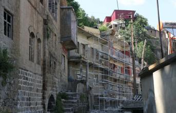 Bitlis'in tarihi evleri restore ediliyor!