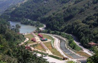 67 yıl önce oluştu! Trabzon'daki bu gölü...