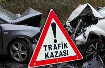 Bolu'da trafik kazası: 1 ölü 5 yaralı