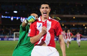 Cardozo'lu Paraguay işini şansa bıraktı!