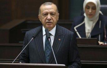 """Cumhurbaşkanı Erdoğan: """"İstanbul halkının..."""